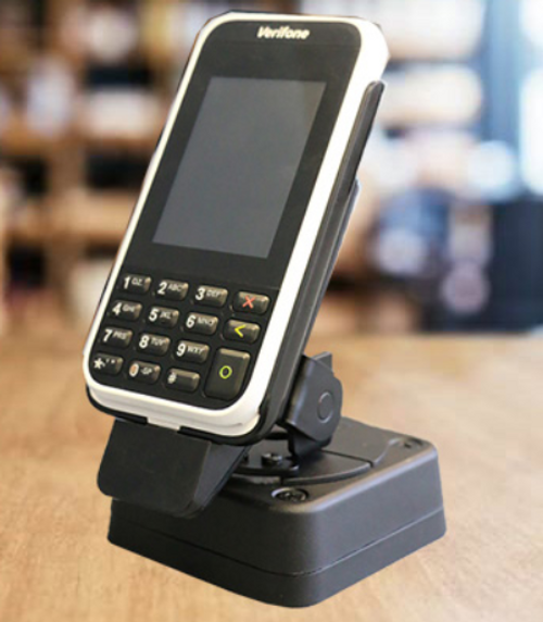 VeriFone e285 Credit Card Stand by ENS