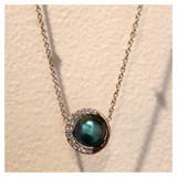 Custom Design Story: Leslie's Tourmaline Ring