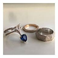 Custom Design Story: Danielle's Antalffy's Heirloom Ring