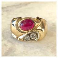 Custom Design Story: The Fitz Heirloom Ring