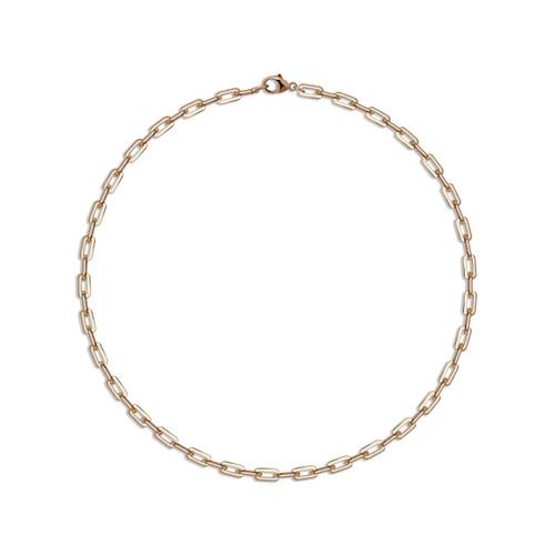classic LS goddess chain in 18 karat gold
