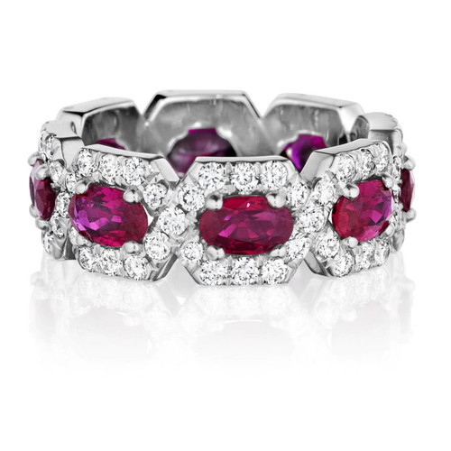 CHANCE MODERN PAVE RUBY