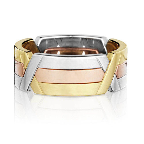 TIME X BOLD GOLD BAND