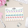 Cleaning Reminder Stickers - S003