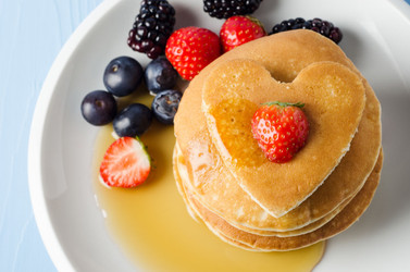 Fruity Pancakes Recipe