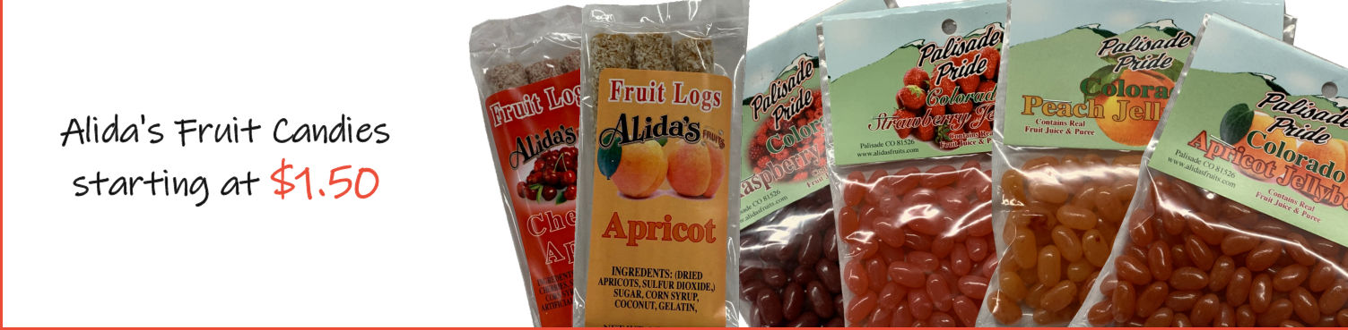 Alida's Fruit Candy