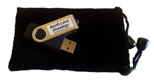 Northland USB Key