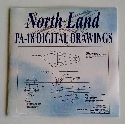 North Land PA-18 Super Cub Drawings