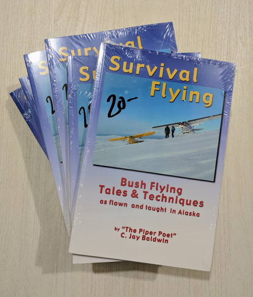 Survival Flying by Jay Baldwin