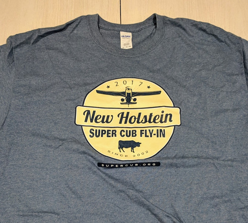 2017 New Holstein Super Cub Fly In Shirt