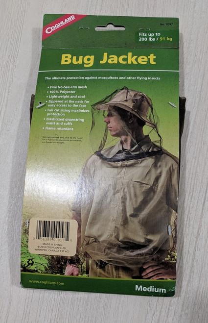 Coghlan's Bug Jacket - Be Mosquito Free!