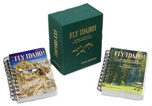 Fly Idaho by Galen Hanselmen