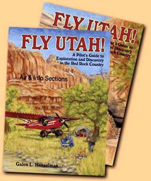 Fly Utah by Galen Hanselmen