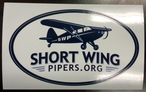 ShortWingPipers.Org Sticker