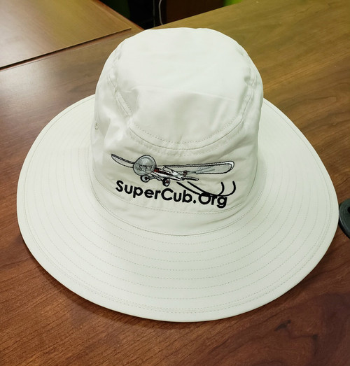 SuperCub.Org Logo Fishing Hat