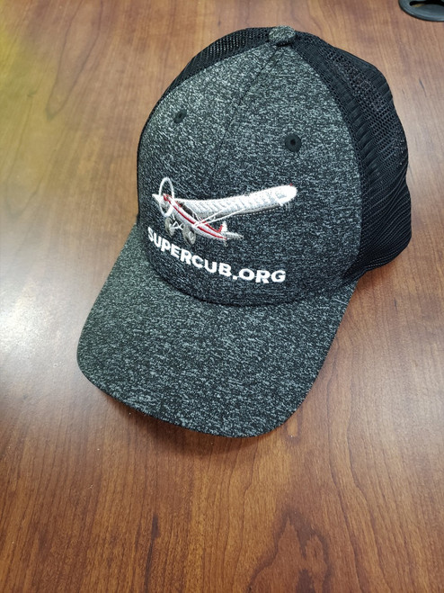NEW SuperCub.Org Two Tone Logo Hat!