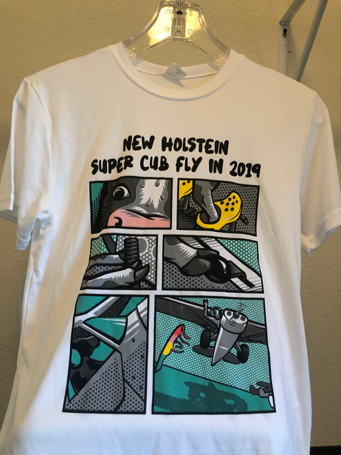 2019 New Holstein T-Shirts!