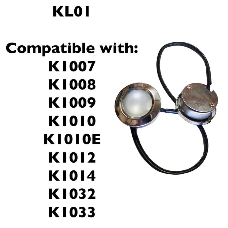 KL01 - Halogen Lights for Kitchen Range Hoods - KSTAR