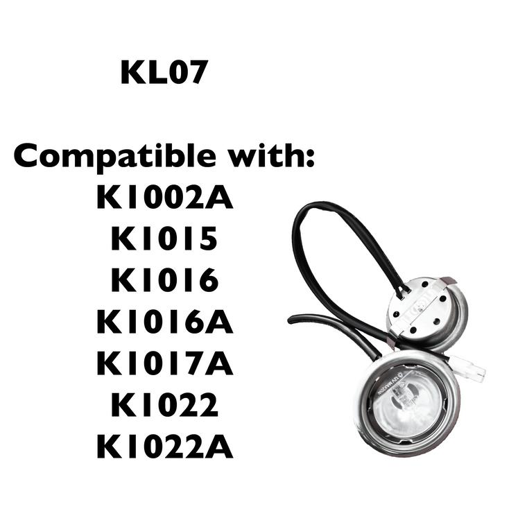 KL07 - Halogen Lights for Kitchen Range Hoods - KSTAR
