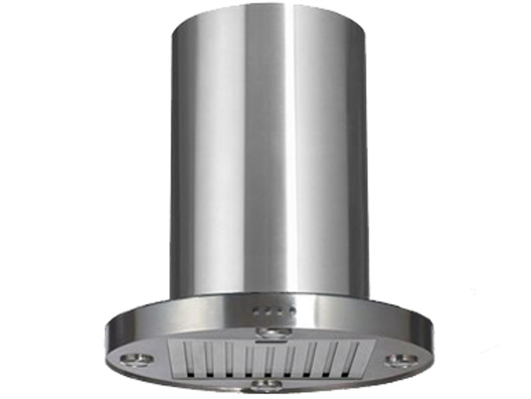 "K1010MB - 24"" Island Kitchen Range Hood (Baffle Filter) - KSTAR"