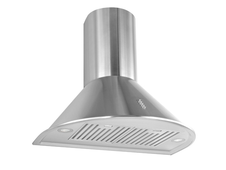"K1005AB - 36"" Wall Mounted Kitchen Range Hood (Baffle Filter) - KSTAR"