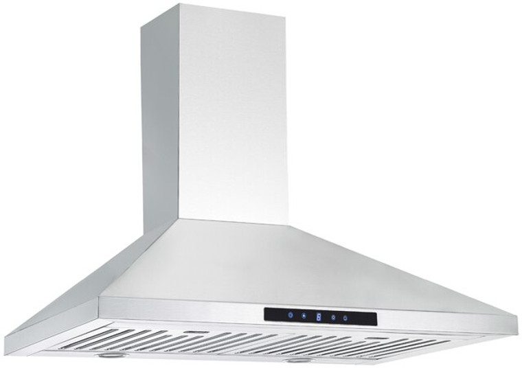 "K1012B-30"" Wall Mounted Kitchen Range Hood (Baffle Filter) - KSTAR"