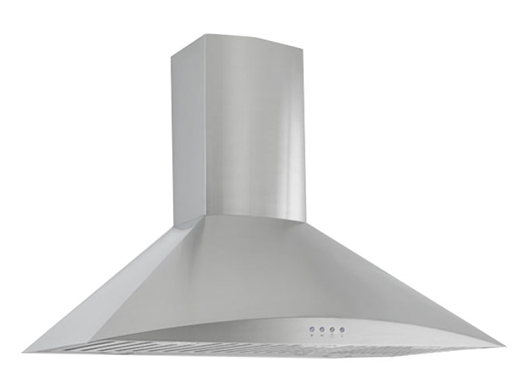 "K1017AB-36"" Wall Mounted Kitchen Range Hood (Baffle Filter) - KSTAR"