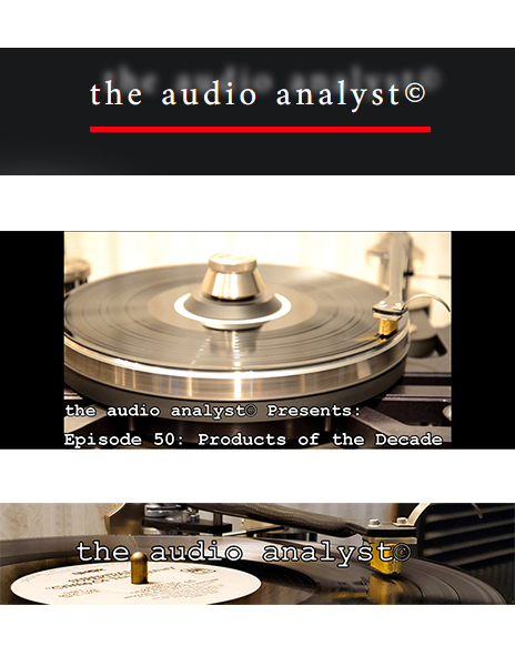 The Audio Analyst Cover