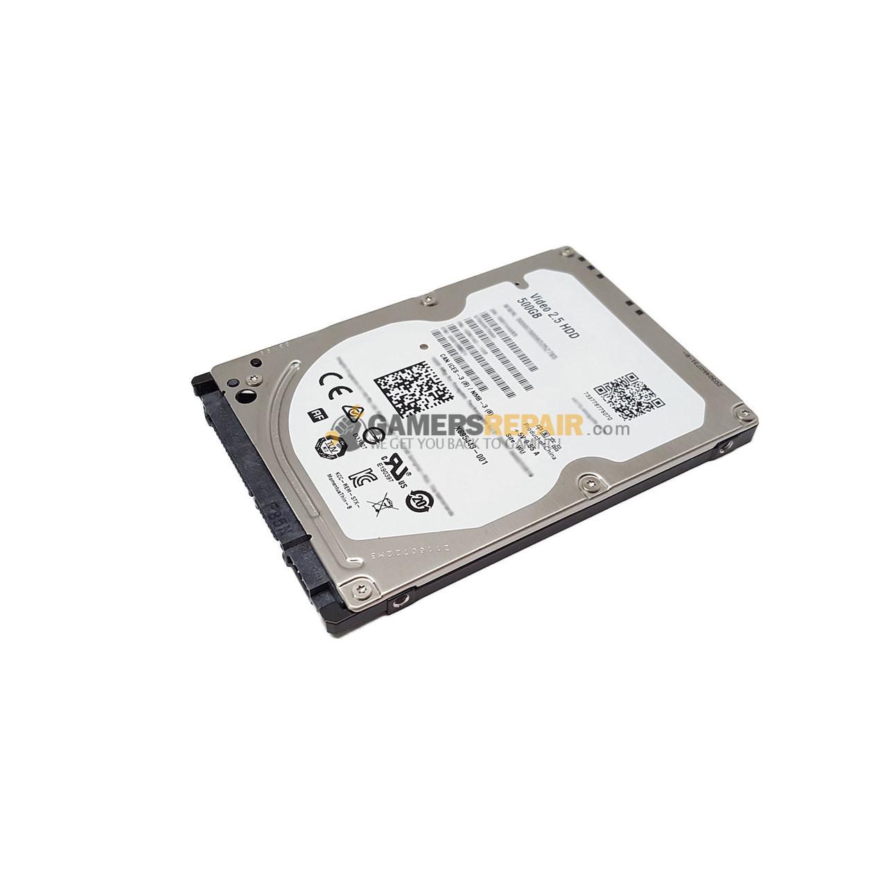 Xbox® one hard drive and storage hub.