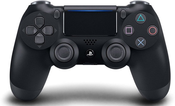 PS4 DualShock 4 Wireless Controller CUH-ZCT2U Jet Black