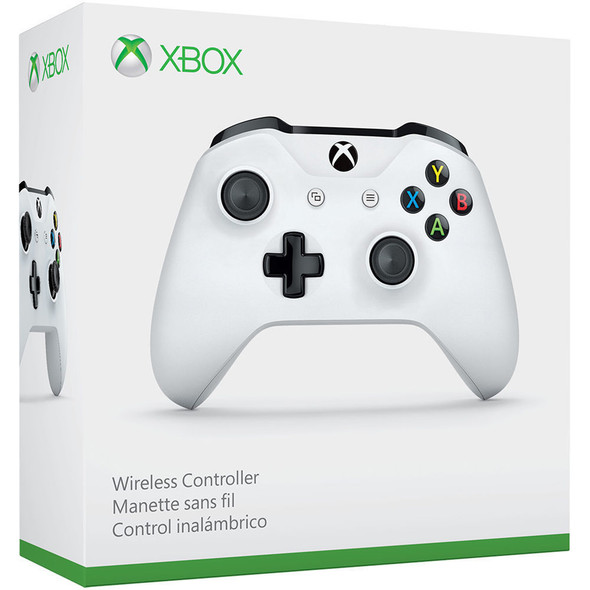 Xbox ONE S Wireless Controller 1708 White TF5-00001 - Gamers Repair