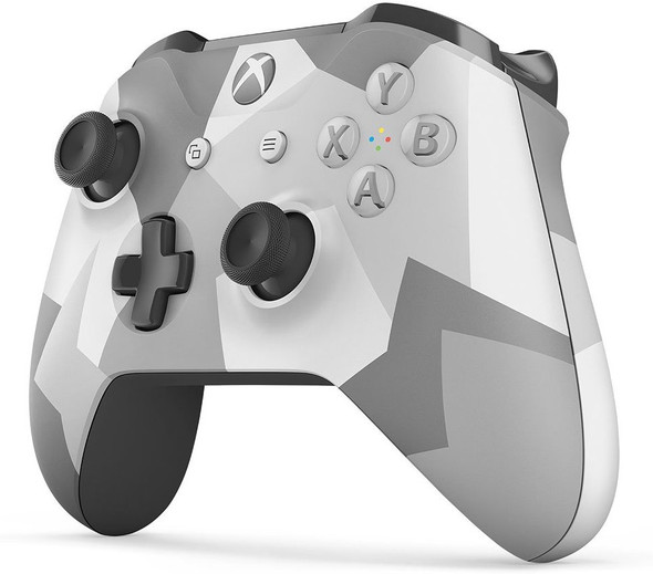 Xbox ONE S WL3-00043 Wireless Special Edition Winter Forces Controller (1708)