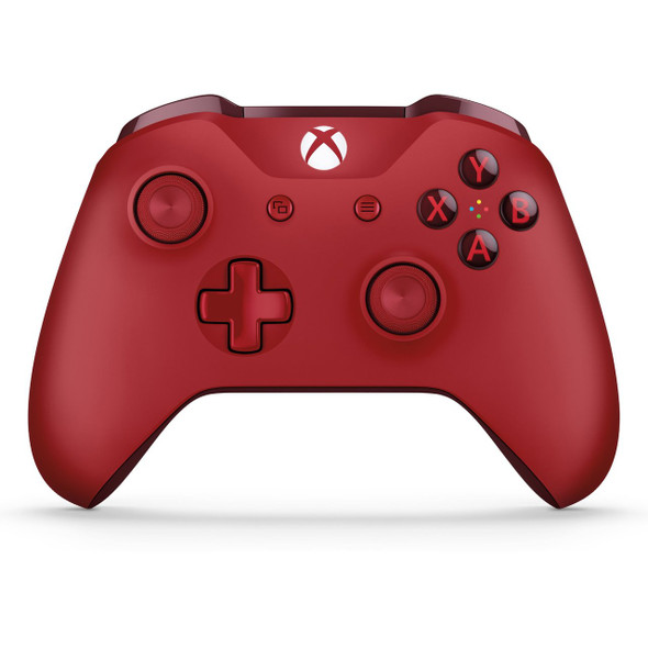 xbox one s wireless bluetooth controller gamepad 1708 red wl3-00027