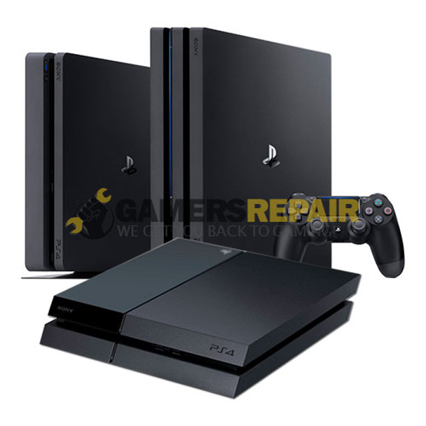 PlayStation 4 (PS4) Repair Service