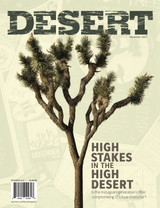 We are Featured in DESERT Magazine!