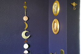 Your Moons Wall Piece