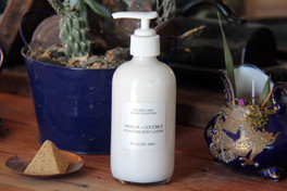 Vanilla And Coconut Hydrating Body Lotion