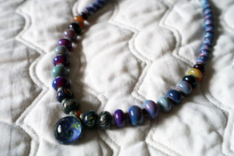 Galactic Atocha Necklace