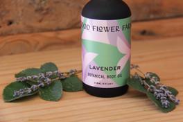 Lavender Botanical Body Oil