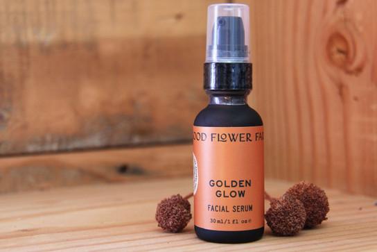 Golden Glow Facial Serum
