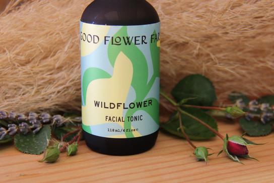 Wildflower Facial Tonic