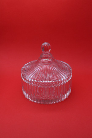 Tinee Glass Storage Jar
