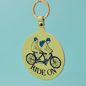 Ride On Key Fob
