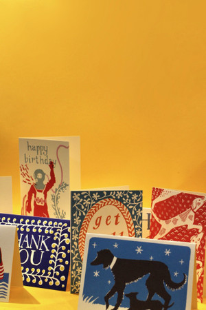 Cambridge Imprint Cards