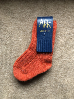 Baby Cashmere Socks