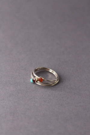 Stacking Silver Ring