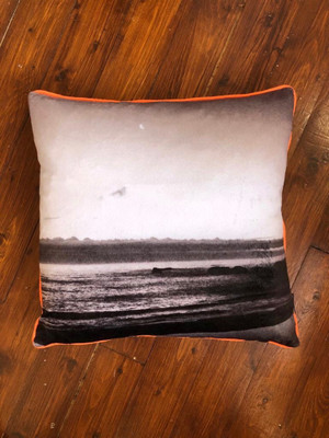 Neon Edge Coast Cushion