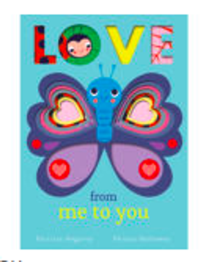 Love from me to you book