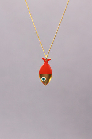 Fish Necklaces