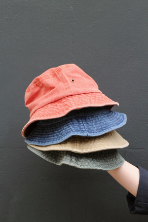 Cotton Bucket Hats